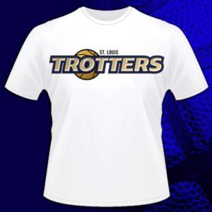 St. Louis Trotters Custom Tee's